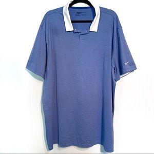 Nike Shirts - Nike Dri-Fit Golf Polo Size XXL